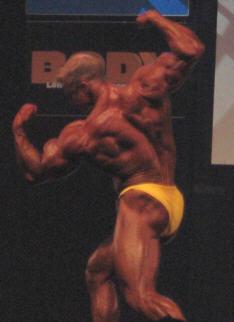 Janne Käyhty voitti ensimmäisen suomenmestaruutensa 2006 (+95 kg)
