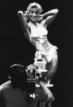 Kike Elomaa 1981 Winner  EM, World Games and Ms. Olympia