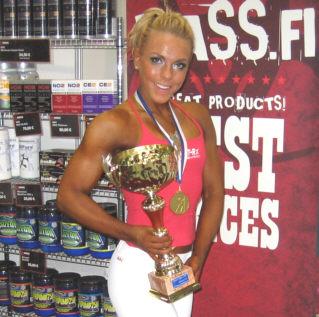 Minna Pajulahti Fitness SM-1