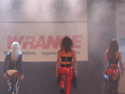 Fitness Fantasy show