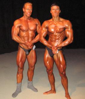 Toni Kari ja Timo Alakärppä, Classic Bodybuilding