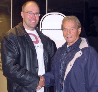 Fitness Expossa tapasin legendan nimeltä Eino Akkila