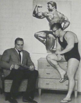 Heikki Salonen ja Jorma Räty BBC salilla 1969