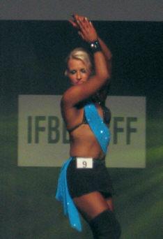 Kultsalla kisoissa kiinnostuin Fitness lajista.