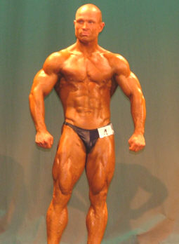 Katsatus kilpailun voitto, paino 73kg
