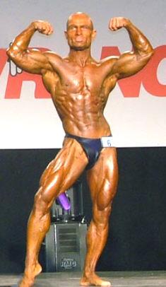 Body SM-kilpailu 2004