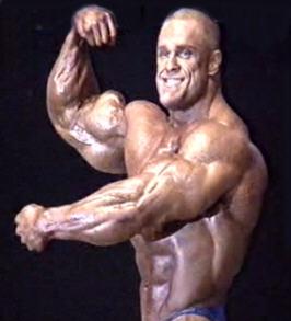 Marko Savolainen elämänsä parhaassa kunnossa 1997 Helsinki Grand Prix - ammattilaiskilpailussa.