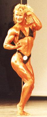 Marjo Krishi, Suomen Mestari 1993.