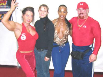 Muistoja Fitness Expo 2005 messuilta