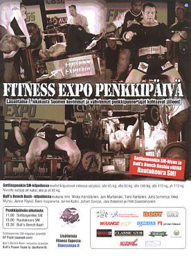 Mainos kilpailusta mihin tähtään 2006.