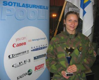Sotilaitten Suomenmestari 2006